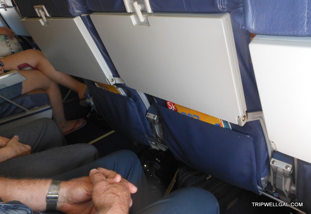 travel jobs can often have you sitting long on airplanes.