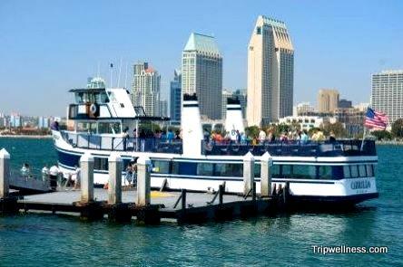 Coronado Ferry Landing, San Diego