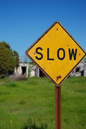 Choosing the slow path