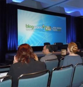Blogworld 2011