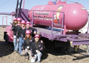 Chunkin for the Cure