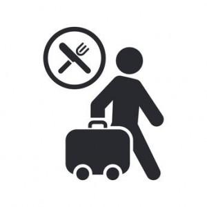 travel food icon