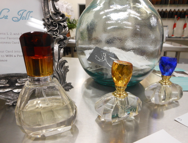 Expat living with John Berglund and birthing the Tijon perfumery