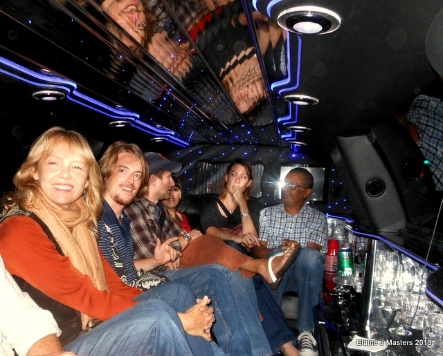 Taking the long ride home – When a limo rental makes sense