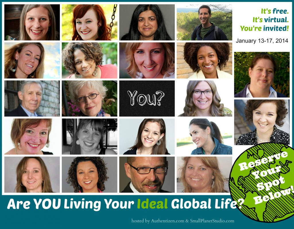 Living Your Ideal Global Life Summit