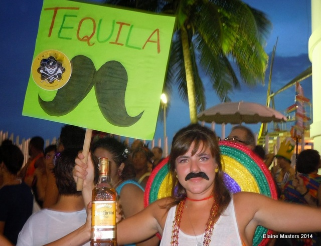Tequilla girl, Trip Wellness