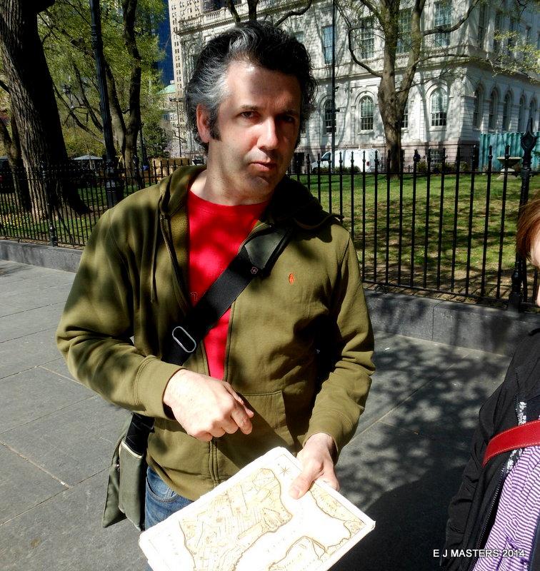 David Naczycz, Urban Oyster