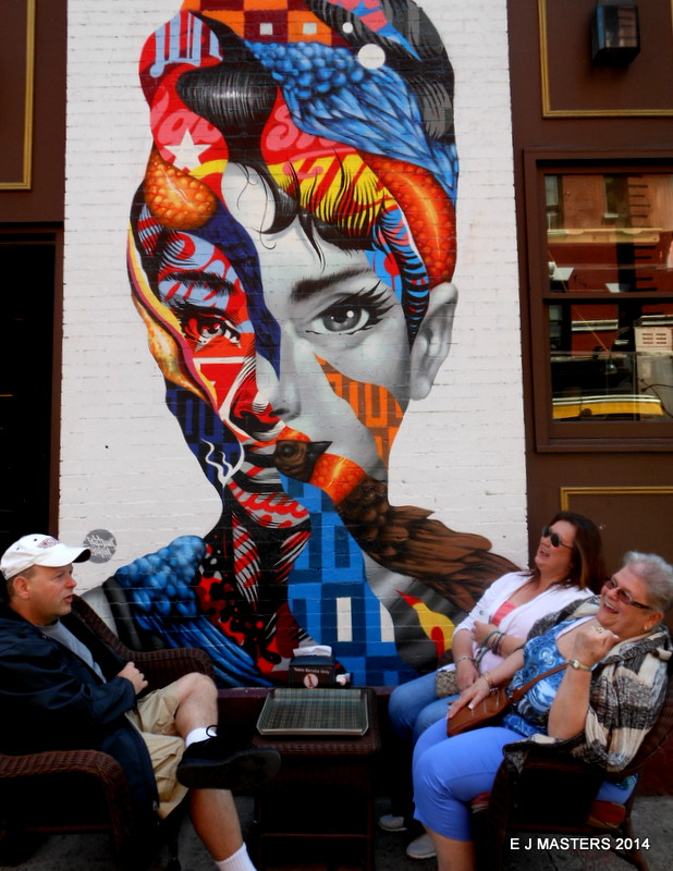 Nolita New York, trip wellness, walking tours in new york