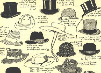 historical hats, trip wellness