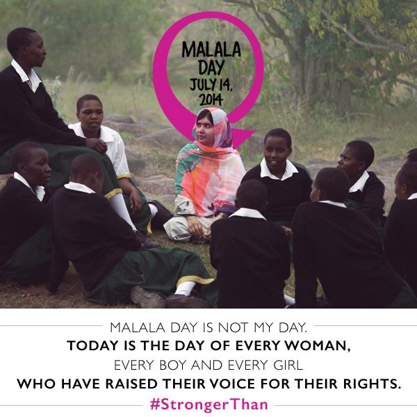 malala day quote