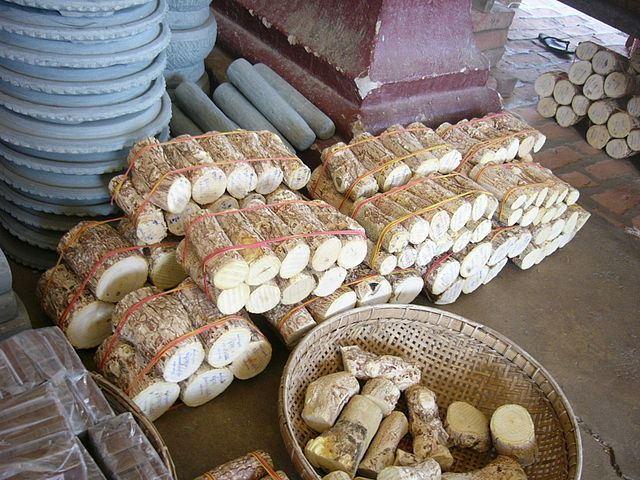Thanaka wood
