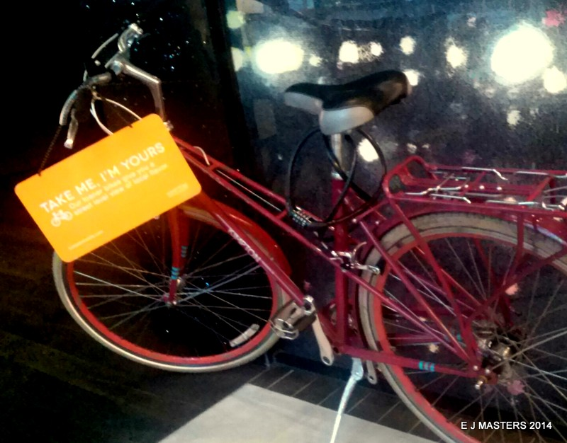 hotel wilshire bike, trip wellness
