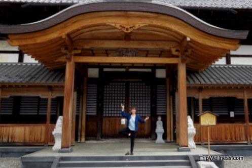 Elaine Masters Shibu Onsen, trip wellness, travel tips long distance flights