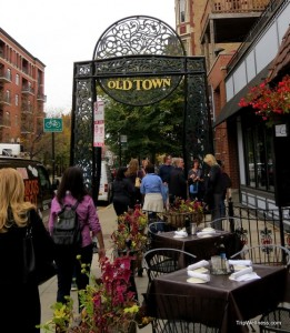 old town, chicago food tour, trip wellness