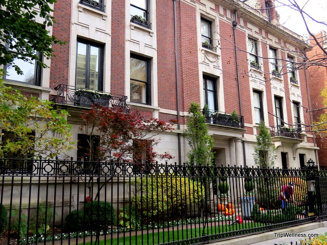 original Playboy mansion, chicago food tour, trip wellness