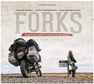 forks, trip wellness, travel books