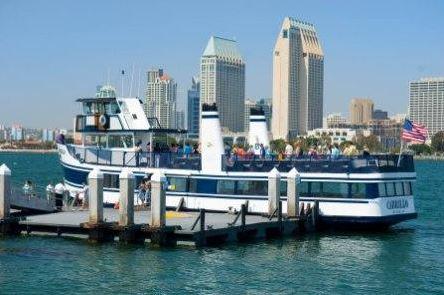 Coronado Island Ferry Restaurants