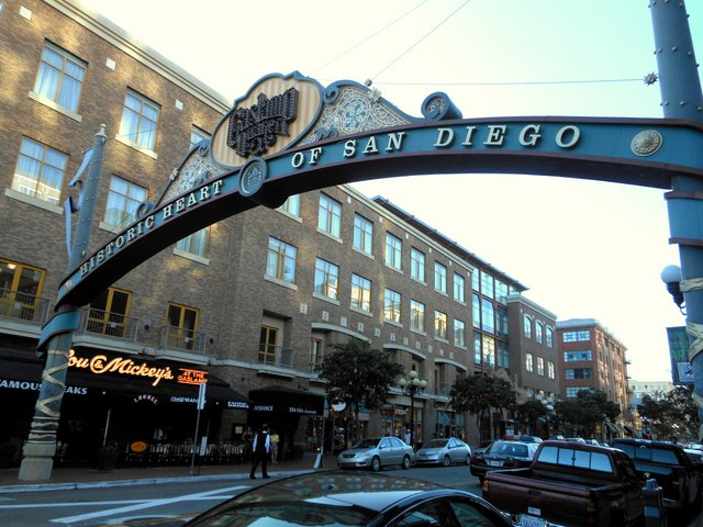 Gaslamp District, San Diego Historic Hotels, trip wellness