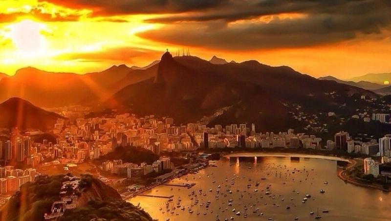 Rio de Janeiro, trip wellness