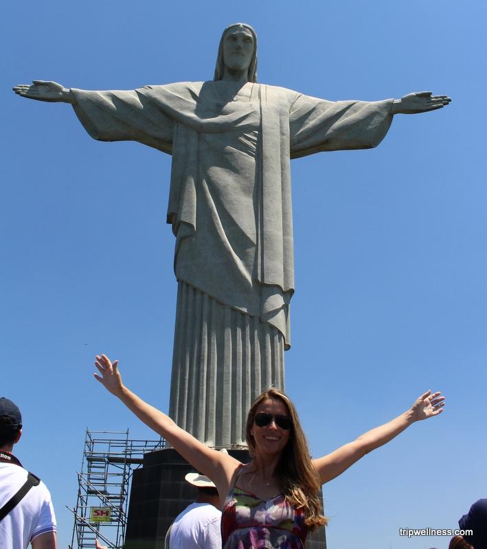 Christ the Redeemer, Rio de Janeiro, trip wellness