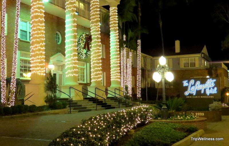 Lafayette Hotel, San Diego Boutique Hotels, Trip Wellness