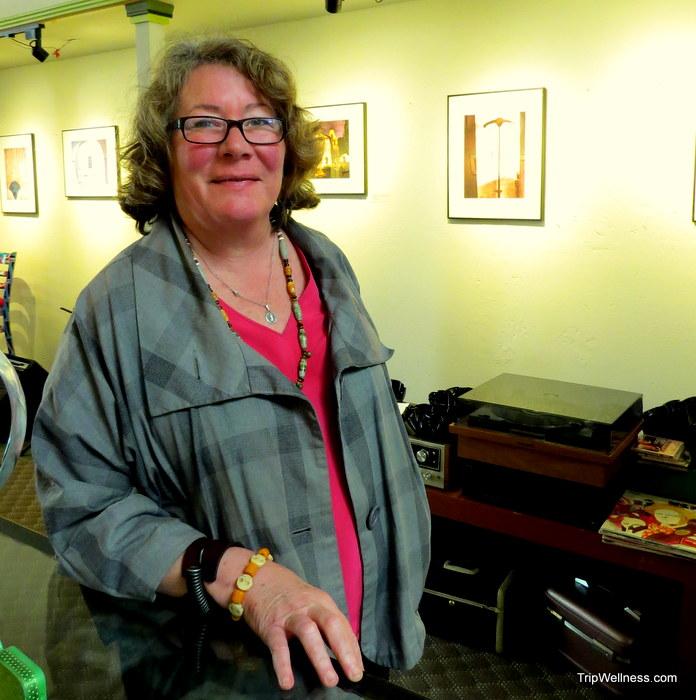 Trish Sullivan, Salinas 411, trip wellness