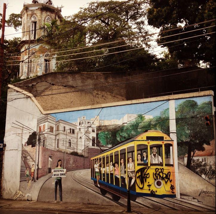 Santa Teresa, Rio de Janeiro, trip wellness