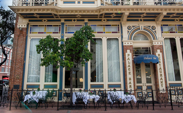 San Diego historic hotels, trip wellness, Horton Grand Palace Bar