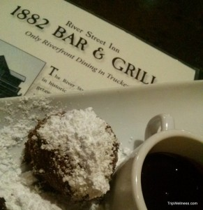 1882 Bar and Grill, what to do in Truckee, Trip Wellness