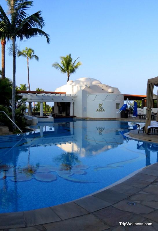 Fairmont Kea Lani, Trip Wellness, Ama Grill, family pool