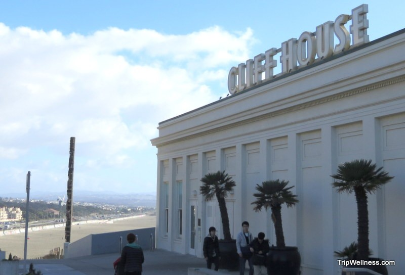 things to do in san francisco, trip wellness, the cliff house