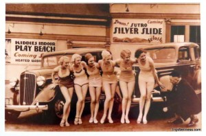 Bathing Beauties at Playland by the Sea, things to do in San Francisco, trip wellness