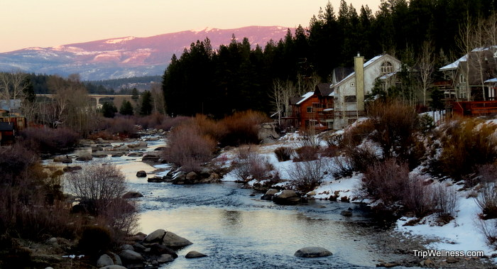 Truckee River, what to do in Truckee, trip wellness