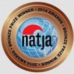 Bronze medal prize winner NATJA