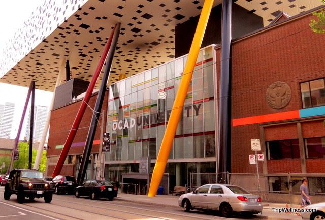 OCAD University arts building