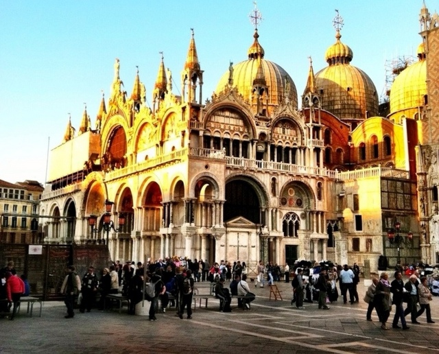 St. Mark's Square. Venice.