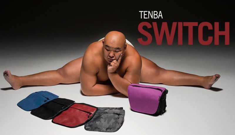 Tenba Switch choices, trip wellness