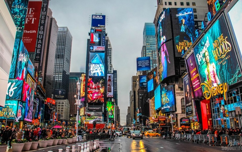 Times Square, Stay in New York City, trip Wellness