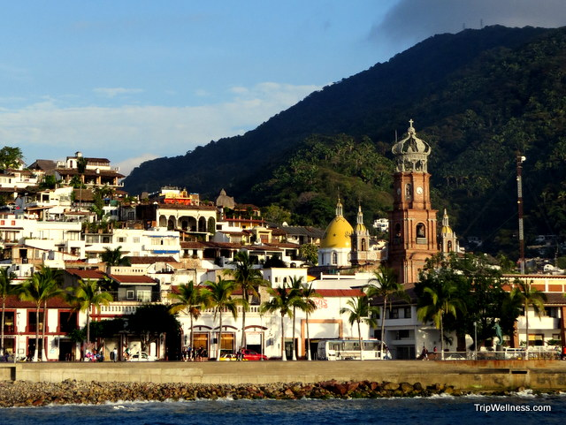 The Cathedral in Puerto Vallarta's old town. Boutiqu.he hotels in Puerto Vallarta. Trip wellness