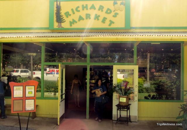 Richard's Market, Lana'i
