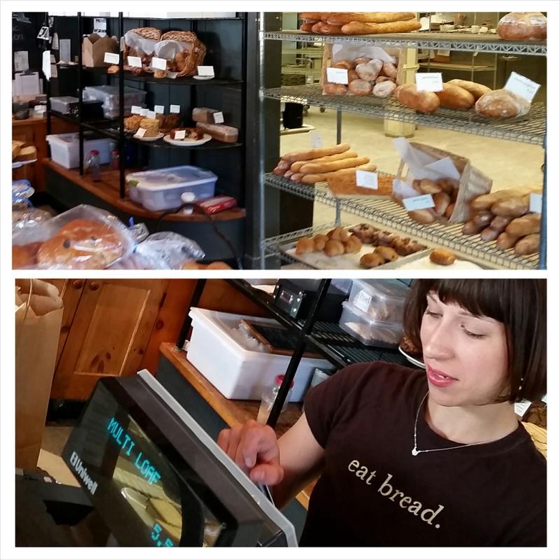 Pearl Bakery, Portland Food Tour