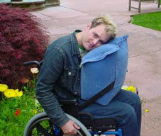 sleep-in-wheelchair