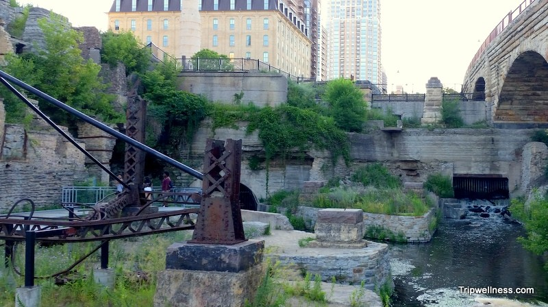 Riverfront Mill Trail, Minneapolis