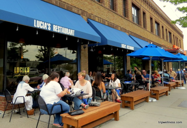 Lucia's Brunch, Minneapois