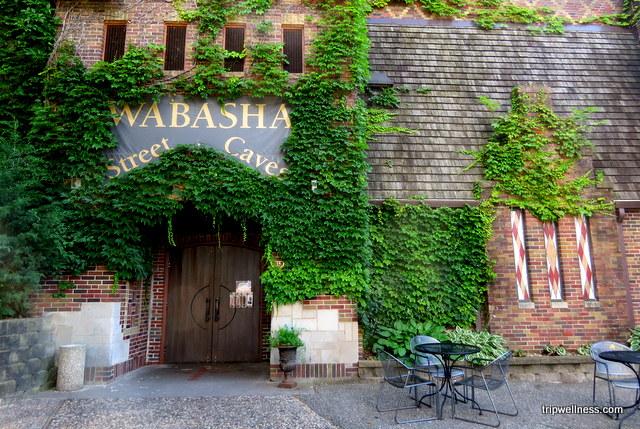 Wabasha Street Cave
