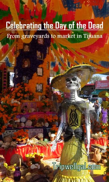 Day of the Dead Tijuana Pinterest
