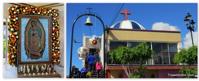 Ave Maria Chapel, Mercado Hidalgo, Tijuana
