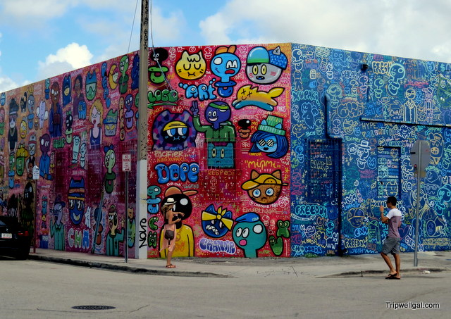 street corner wynwood murals
