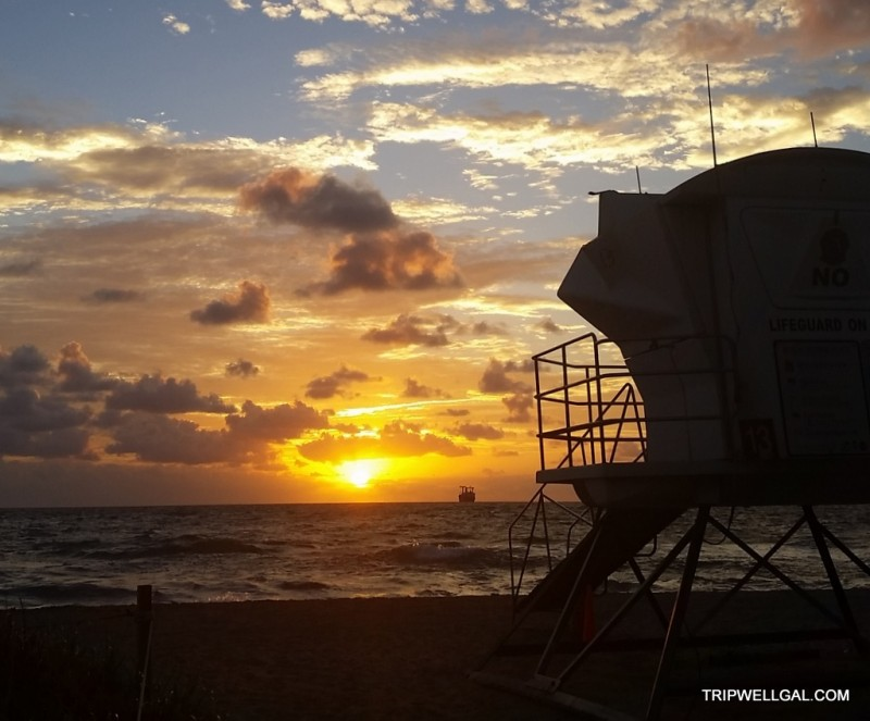 sunrise Fort Lauderdale