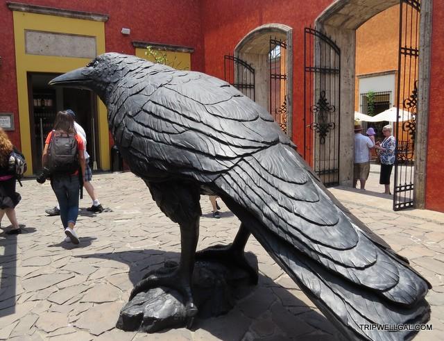 A glimpse inside the Jose Cuervo Mundo on the Tequila Trail